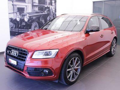 gebraucht Audi SQ5 3.0 BiTDI plus quat.