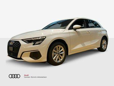 gebraucht Audi A3 Sportback 35 TFSI Attraction