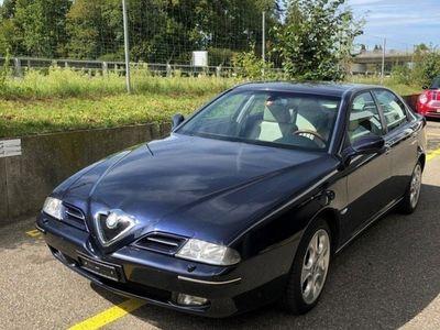 gebraucht Alfa Romeo 166 3.0 V6 24V Super