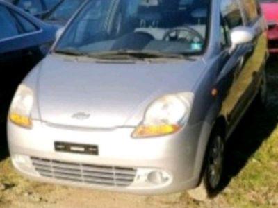 gebraucht Chevrolet Matiz 1000 SX