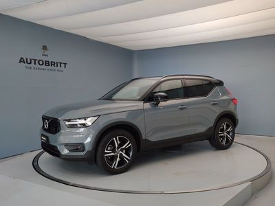 gebraucht Volvo XC40 T5 AWD R-Design Geartronic