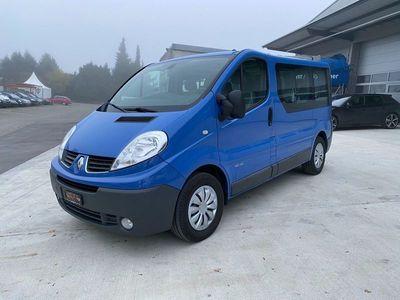 gebraucht Renault Trafic 2.0 dCi Eco Passenger Authentique