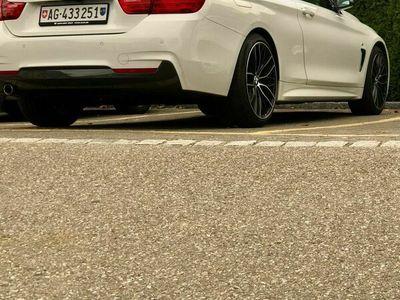 gebraucht BMW 420 4er 420d coupe M-Paket 4er d coupe M-Paket