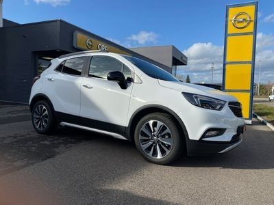 gebraucht Opel Mokka X 1.6 CDTI 4x4 Ultimate S/S
