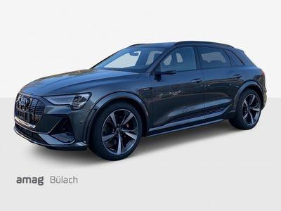 gebraucht Audi E-Tron - S quattro
