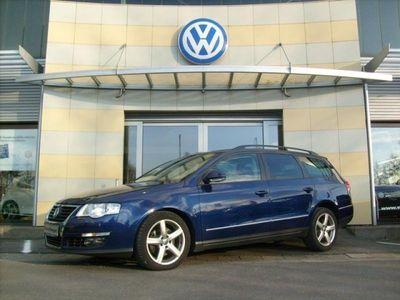 gebraucht VW Passat Variant Sportline 2.0 TDI DPF