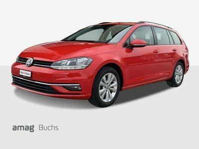 gebraucht VW Golf Variant 1.6 TDI Comfortline
