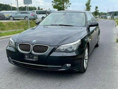 gebraucht BMW 523 5er i more4you Steptronic