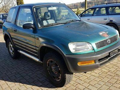 gebraucht Toyota RAV4 4X4,JAHRGANG 1998,NEU AB MFK 2021,