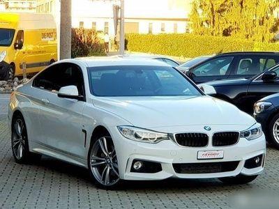 gebraucht BMW 435 4er i M-Sportpaket Coupé xDrive Steptronic