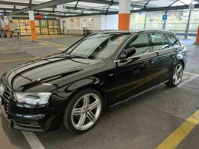 gebraucht Audi A4 2.0 TDI S-line