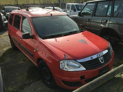 gebraucht Dacia Logan MCV 1.6 Ambiance 7P