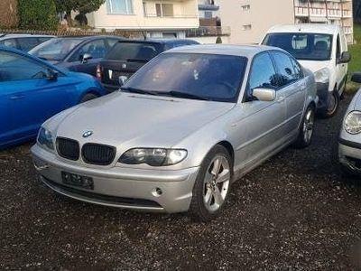 gebraucht BMW 320 3er d - 2002 - 250´000km