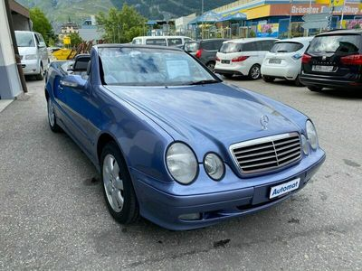 gebraucht Mercedes CLK200 Kompressor Avantgarde