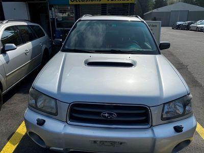 gebraucht Subaru Forester 2.0XT Club Automatic