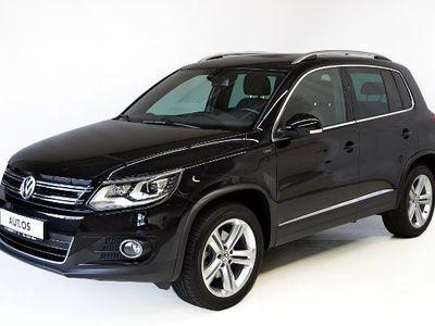 gebraucht VW Tiguan Sport & Style LOUNGE PLUS 2.0TDI DSG 4MOT