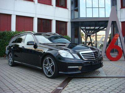 gebraucht Mercedes E63 AMG Speedshift