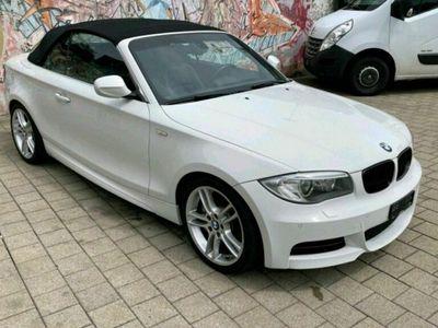 gebraucht BMW 135 Cabriolet 1er Verkaufe i