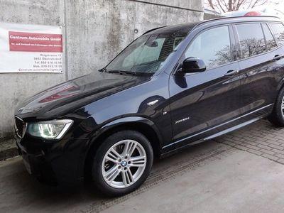 gebraucht BMW X3 xDrive 20d M-Sport-Paket *Facelift* Top Ausstattung Steptronic