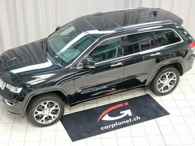 gebraucht Jeep Grand Cherokee 3.0 CRD 250 PS Overland