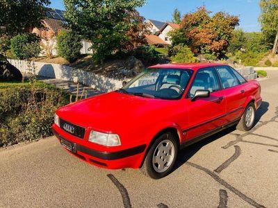 gebraucht Audi 80 2.3 L 5 Zylinder