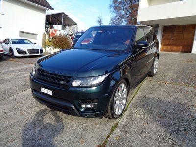 gebraucht Land Rover Range Rover Sport 4.4 SDV8 Autobiography Automatic