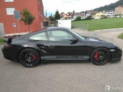 gebraucht Porsche 911 GT2 997 Turbo man. Sport-Chrono Akropovic 9ff