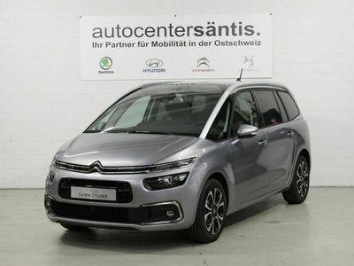 gebraucht Citroën C4 SpaceTourer Grand1.2 Pure Tech Shine EAT8