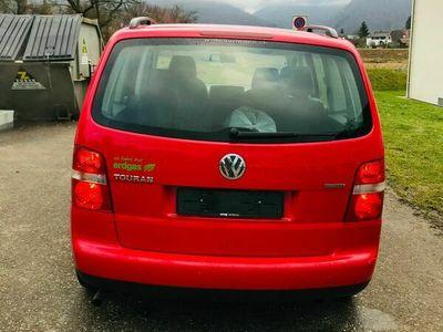 gebraucht VW Touran 2.0l Frisch Ab MFK Benzin und Erdgas