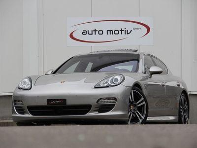 gebraucht Porsche Panamera S 4.8 PDK *VOLL*