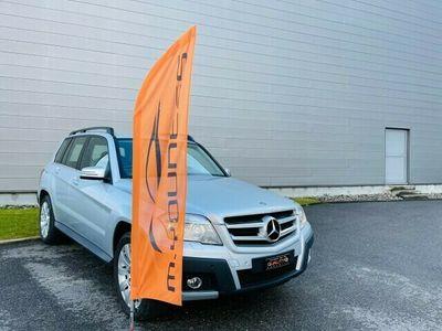 gebraucht Mercedes GLK300 (280) 4Matic 7G-Tronic