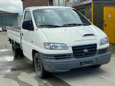 gebraucht Hyundai H-1 Camionette