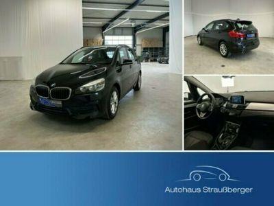 gebraucht BMW 216 Active Tourer d DKG Navi Sitzh 2xPDC NP:43.000