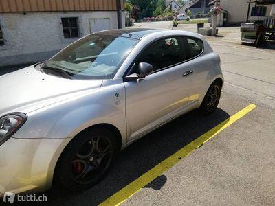 gebraucht Alfa Romeo MiTo QV Automat Garantie neuwertig