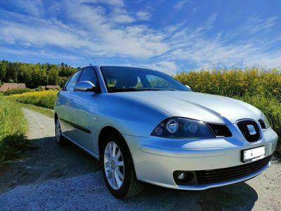 gebraucht Seat Cordoba 1.6 16V Sport (Limousine) Topzustand