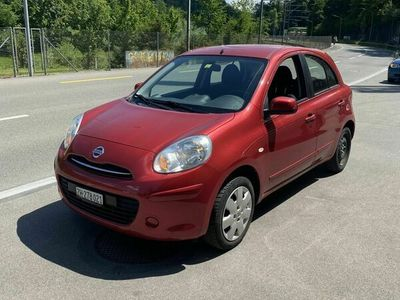 gebraucht Nissan Micra jahrgang 2011 ohne MFK
