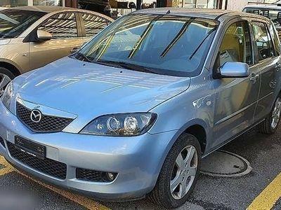 gebraucht Mazda 2 Günstiger wenig KM