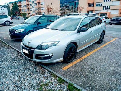 gebraucht Renault Laguna GrandTour 2.0 dCi Bose