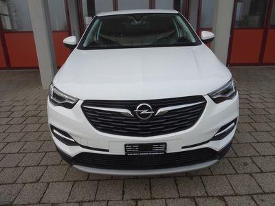 gebraucht Opel Grandland X 1.6CDTi Excellence Automatik