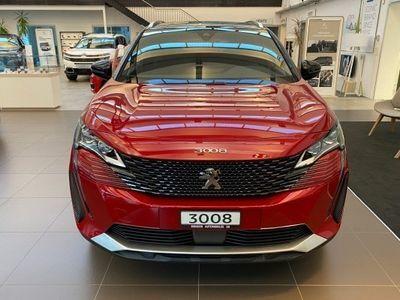 gebraucht Peugeot 3008 1.2 PTech GT EAT
