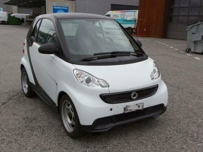 gebraucht Smart ForTwo Coupé pure softouch