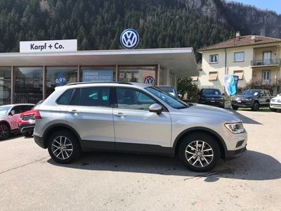 gebraucht VW Tiguan 2.0 TDI SCR Pure 4MotioN