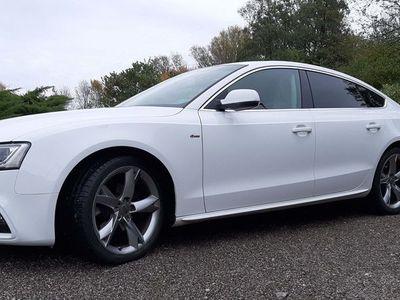 gebraucht Audi A5 Sportback SLINE 2.0 TDI multitronic