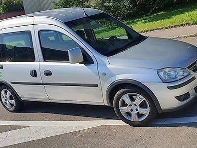 gebraucht Opel Combo C16CNG