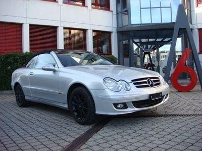 gebraucht Mercedes CLK280 Elégance
