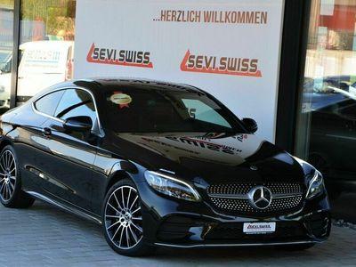 gebraucht Mercedes C220 d AMG Line Coupé 4Matic 9G-Tronic