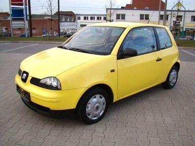 gebraucht Seat Arosa 1 4i KLIMA SERVO 56000 KM ABS