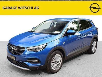 gebraucht Opel Grandland X 1.2 Turbo Excellence