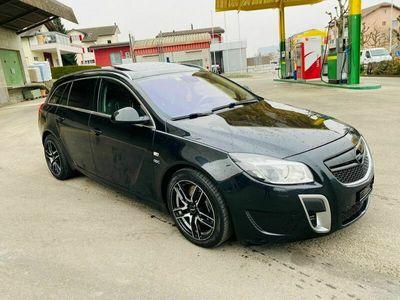 gebraucht Opel Insignia Insignia OPC FRISCH AB SERVICE KM: 168200OPC FRISCH AB SERVICE KM: 168200