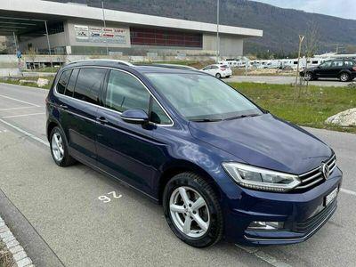 gebraucht VW Touran 1.4 TSI BlueMotion Technology Highline
